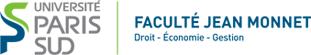 Logo Université Paris Sud Faculté Jean Monnet